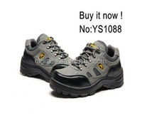YS1088 Sample Buy Now ! leather safety boots cheap safety shoes sbp standard