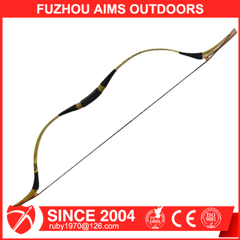 Aims Top Selling 86cm Draw Length Archery Bow Recurve For Battle