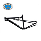 aluminum mtb frames cheap made by the factory with over 20years experience in making bike frames