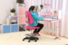Children adjustable height study writing table modern fashion desk