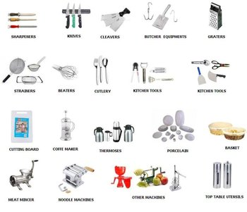 Professional Kitchen Utensils Buy Professional Items