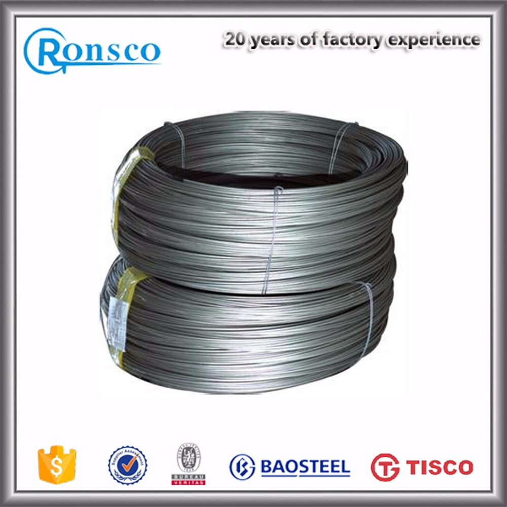 Duplex 305 S202 Ams 5689 321 0.7mm Stainless Steel Wire - Buy 0.7mm ...