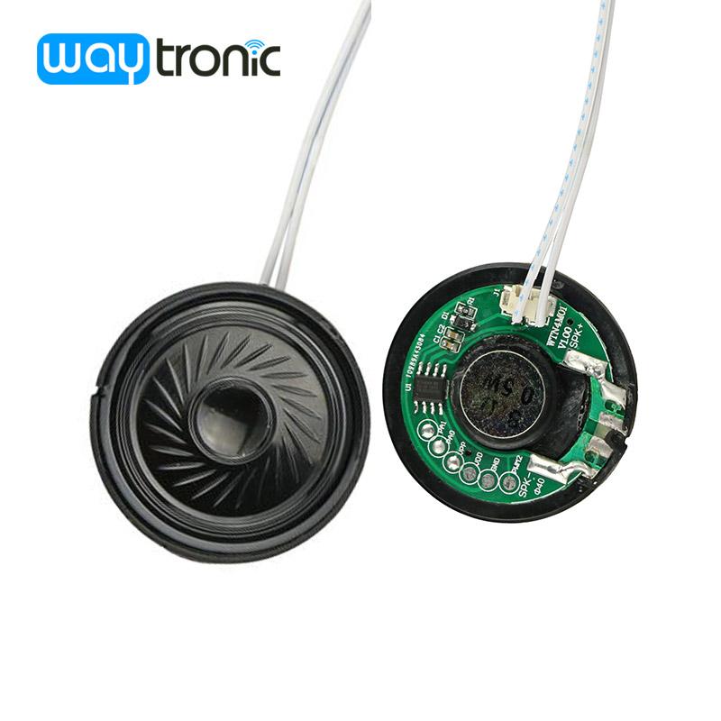 Все в одном integrated фонетический плате мини-спикер звуковой чип