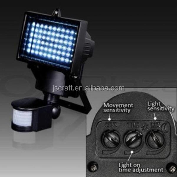 Wholesale PIR Motion Sensor Security Floodlight Lamp Garden ...