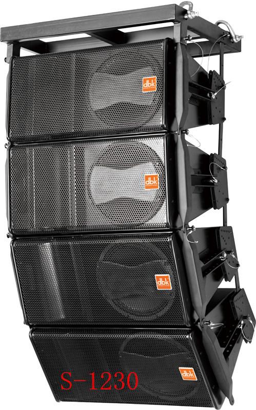 S 1230 Nexo 12 Inch Power Neodymium Line Array Sound