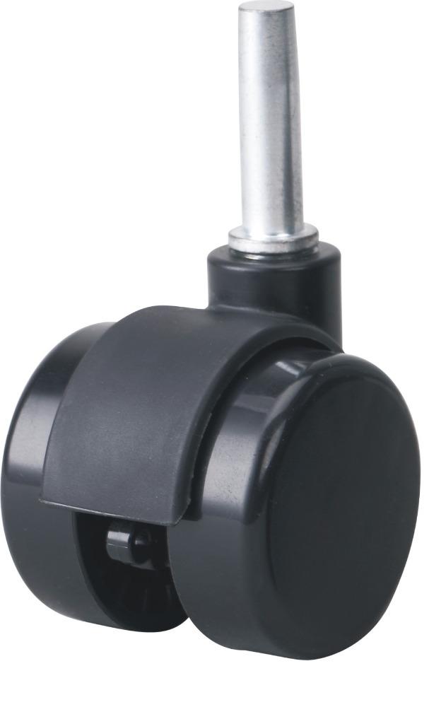 40mm Black Twin Castor Wheel   Buy 40mm Caster,Twin Caster Wheel,Mini  Caster Wheel Product On Alibaba.com
