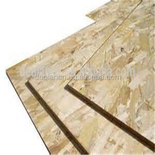 2017 cheap waterproof osb plywood for roof sheathing