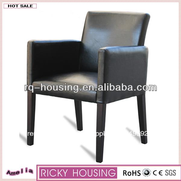 De luxe en bois manger chaises avec accoudoirs for Salle a manger de luxe en bois