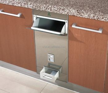 Bon Embedded Food Storage Container / Rice Storage Box For Kitchen