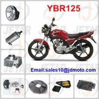 YBR125 motorcycle parts