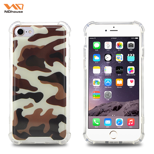 NDhouse anti gravity phone accessory for iphone x camouflage case