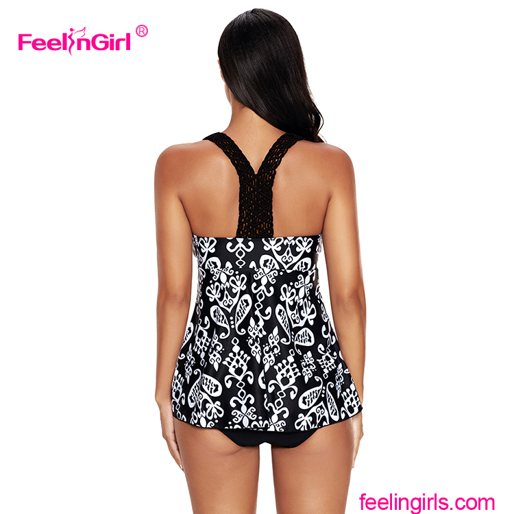 European Popular Latest Design Wholesale Brakini Women Swimwear
