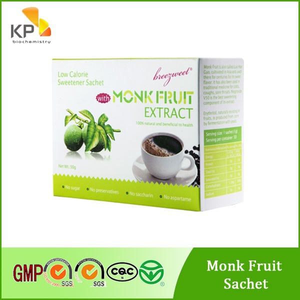 monk fruit extract fruit crush