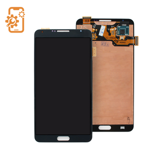Wholesale For Samsung Galaxy Note 3 LCD Digitizer, LCD For Samsung Note 3 N9000 N9005 LCD Touch Screen