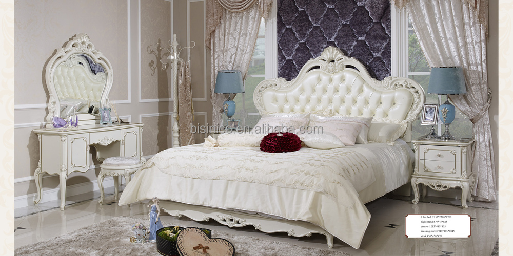 alibaba french style bedroom furniture set italian. Black Bedroom Furniture Sets. Home Design Ideas
