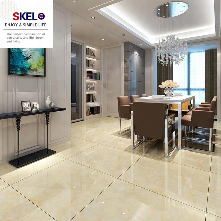 Wholesale High Gloss 1000x1000 Porcelain Flooring Tile Prices Living