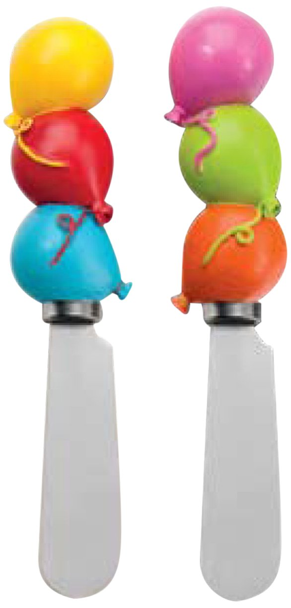 Boston International Ideal Home Range Spreader Set, 99 Balloons