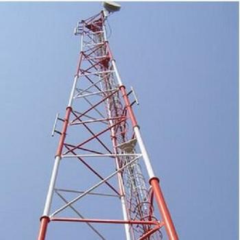 Self Supporting 3 Legged Tubular Steel Lattice Communication Tower Designs  - Buy Steel Lattice Tower,Lattice Tower,Communication Tower Design Product