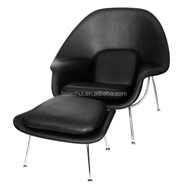 Eero Saarinen Replica Womb Chair Leather Tub Chair Buy Tub
