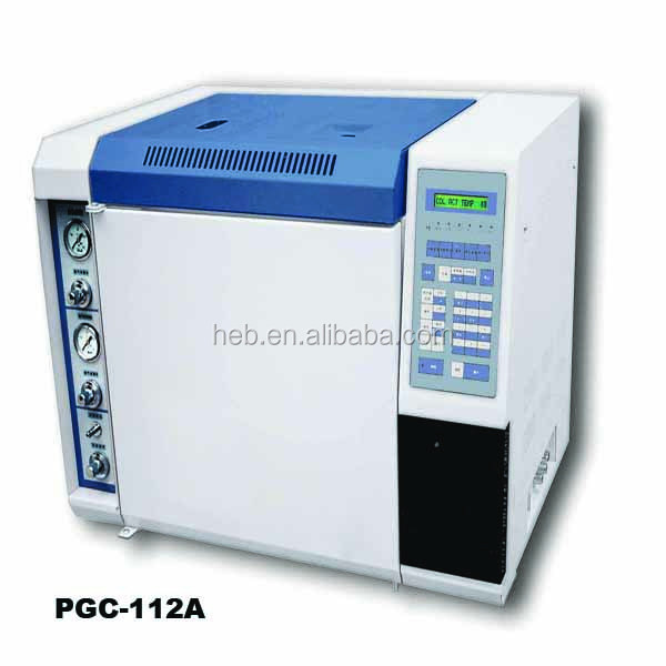 PGC112A Lab High-accuracy and Multi-functions Analysis instrument Gas Chromatograph