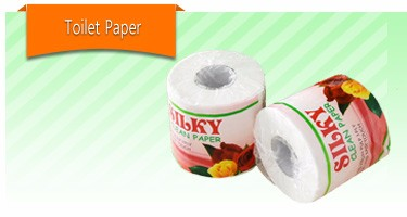 China factory supply wholesale price toilet tissue paper roll