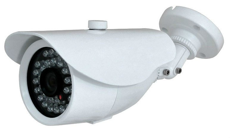 "1/3"" Sony Super HAD II CCD Effio-E 600 TVL 30-LED 25m Infrared IR Bullet Camera 3.6mm Grey D-WDR IP66 Outdoor 960H"