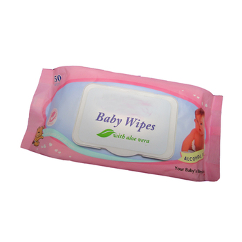 BW4550 Rockbrook Yiwu Factory Private Label Brand Fruit Flavor Wet Tissue Baby Tender Wipes Export To Japan