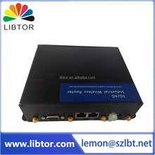 best industrial 4G lte WiFi Bus/Car/M2M vehicle/Remote monitoring router for Rail Train System application