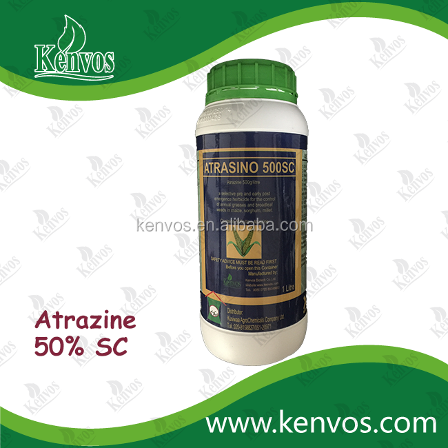 Herbicide Atrazine 50%SC,weeds in crops maize