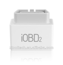 Xtool iOBD2 MFi BT bluetooth car diagnosing machine iPhone&Android supported for all obd2/eobd compliant cars