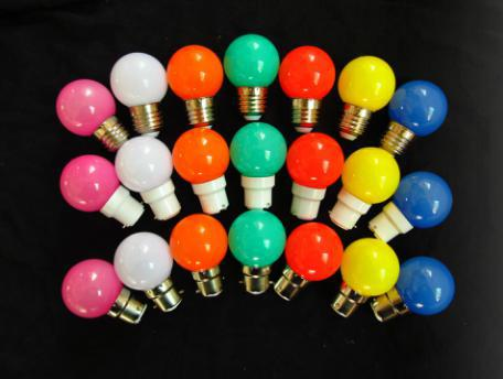 Hot selling low voltage colored mini christmas light bulbs