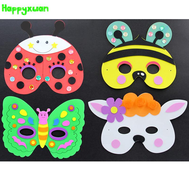 Animal Mask Craft Kits
