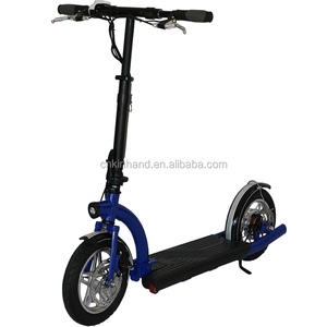 New Coming Sports Style 2 Wheels Standing Electric Kick Foot Scooter