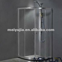 6MM Sector sliding doors shower room economic simple shower room