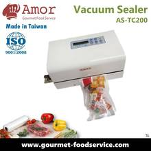 manufacturer industrial storage plastic bag food fruit vacuum sealer for snack and dried food pakaging sealer