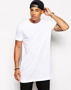 OEM factory wholesale tall tee plain white