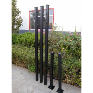 hot dipped galvanized steel fence post