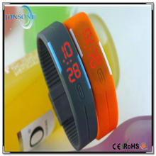 new design touch screen quality watches hot sale with digital led watch movement