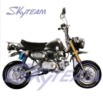 skyteam 50cc 4 stroke monkey le mans pro motorbike eec. Black Bedroom Furniture Sets. Home Design Ideas