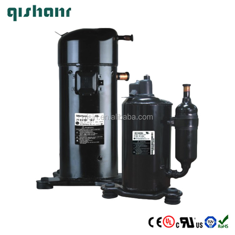 China Factory Price LG Rotary Refrigeration Compressor R134a 220V-240V 5150 BTU