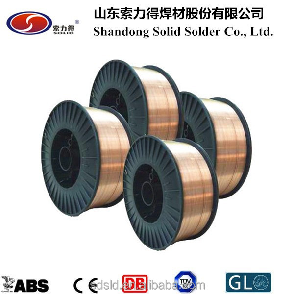 ABS ISO CE GL AWS ER70S-6 C02 welding wire