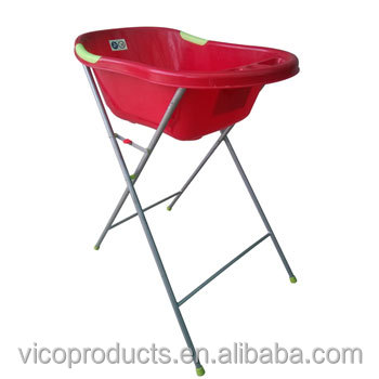 Baby Bath Tub With Stand.New Design Completed Set Baby Bath Tub With Stand And Pipe Buy Baby Bath Tub Stand New Products Baby Metal Stand For Baby Tub Stand Product On
