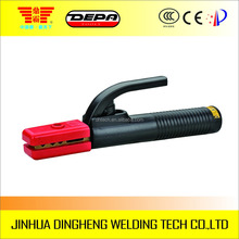 New design 500A good heat resistance electrode holder in arc welding