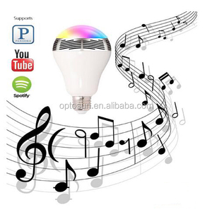220 Volt 9w Bluetooth Smart Led Bulb E27 Bluetooth Led Lightbulb Bluetooth Speaker With Led Light