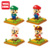 New magic plastica nano block HC enorme figura super mario bros giocattoli caldi del commercio all'ingrosso