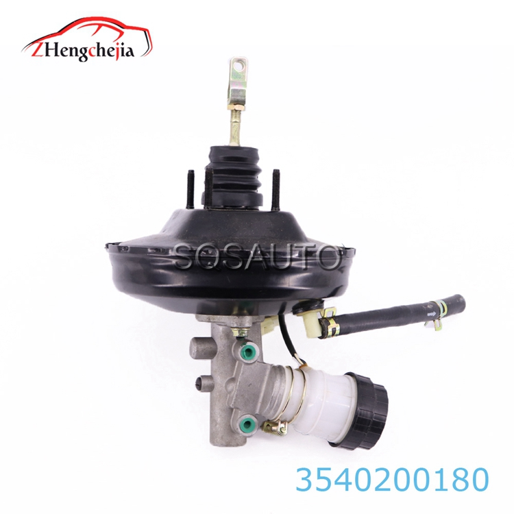 Car Spare Parts Brake Booster Parts Assy  For Geely CK