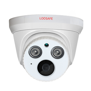 cctv systems ip camera 1080p with ir-cut outdoor surveillance dome camera