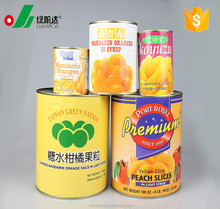 Natural Young fresh 2017 season orange canned Mandarin Orange Sacs