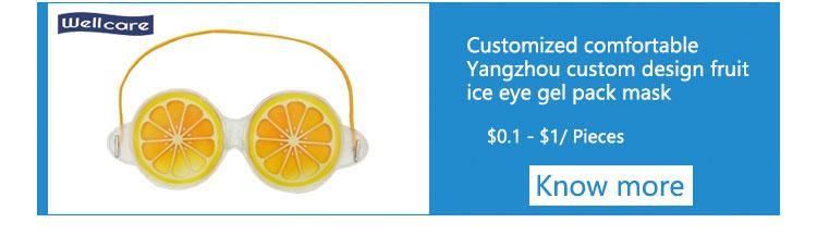 Argila Natural Relaxar gel cuidados de beleza máscara de olho do grânulo com inserção de gel