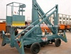 Small articulating boom lifts China best selling product